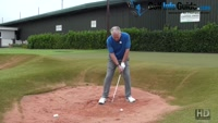 Greenside Bunker Sand First Lesson by PGA Teaching Pro Adrian Fryer Video