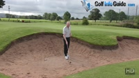 Greenside Bunker Sand First Tip by PGA Teaching Pro Ged Walters