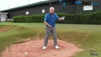 Greenside Bunker Setup Lesson by PGA Teaching Pro Adrian Fryer Video