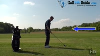Grounding The Club Or Hovering The Golf Club  Video - by Pete Styles