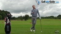 Hands Ahead Of The Ball In Your Golf Short Game Video - by Pete Styles