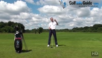 Head Position Balance And The Bottom Of The Golf Swing Video - by Pete Styles