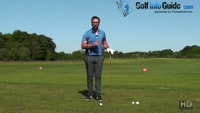 Help Staying Behind The Ball When Hitting Golf Shots Video - by Peter Finch