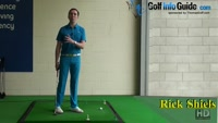 Help with Shanked Golf Chip Shots Video - by Rick Shiels
