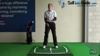 Henrik Stenson: Hips Shift Left Before Arms Finish Backswing Video - by Pete Styles