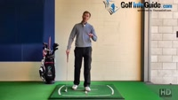 Hit 5 Balls Left Handed Every Practice Session Video - by Pete Styles