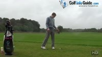 Hit Down To Stop Scooping Your Golf Chip Shots Video - Lesson by PGA Pro Pete Styles