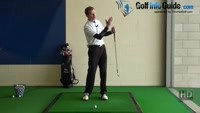 Hit Down to Stop Scooping Chip Shots - Golf Video - by PGA Instructor Peter Finch