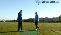Hit Your Golf Irons Shots Like A Frozen Rope - Video Lesson by PGA Pros Pete Styles and Matt Fryer