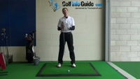 Hit the Three-Quarter Golf Shot Video - by Pete Styles