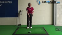 Hit Up With a Rising Club Head for Long Drives Video - by Natalie Adams