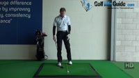 Hit with a rising club head for longer drives, Golf Video - by Pete Styles