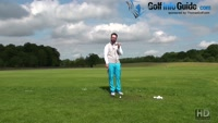 Hitting A Chip Shot With Straight Arms Video - by Peter Finch