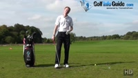 Hitting A Full Golf Wedge Shot Properly Video - by Pete Styles