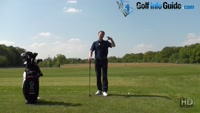 Hitting A Hybrid Golf Club From A Tee Video - by Pete Styles
