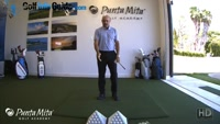 Hitting Wedges Lesson by PGA Pro Tom Stickney