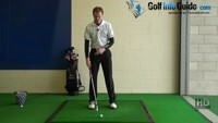 Hold Clubface Open to Escape Sand, Golf Video - by Pete Styles