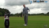 Hold The Golf Club Face Open To Make Pitch Shots Check Video - by Pete Styles
