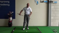 Hold the End of the Golf Swing to Create Better Balance,Senior Golf Tip Video - by Dean Butler