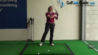 Hold The End Of The Golf Swing To Create Better Balance Video - by Natalie Adams