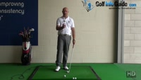 How to Stop Hooking Correct Hand Speed - Senior Golf Tip Video - by Dean Butler