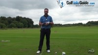 How An Open Stance Can Help Improve Distance On Golf Shots Video - Lesson by PGA Pro Peter Finch