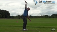 How An Over The Top Swing Effects Shorter Shots Video - Lesson by Peter Finch