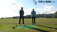 How And Why Should Your Shaft Be Angled At Set Up - Video Lesson by PGA Pros Pete Styles and Matt Fryer