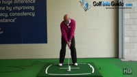 How Best To Hinge Your Wrist In The Senior Golf Swing Video - by Dean Butler