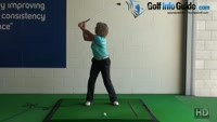 How Best to Set the Club at the Top Golf Swing Tip for Women Video - by Natalie Adams