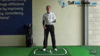 How Can Aiming Slightly Right Improve My Golf Back Swing Turn? Video - by Pete Styles