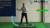 How Can Decelerating In My Downswing Change My Golf Shots? Video - by Peter Finch