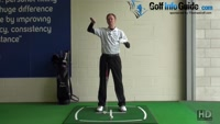 How Can I Chip Better To A Two Tiered Golf Green? Video - by Pete Styles