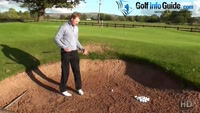 Golf Bunker Shots, How Can I Create Spin Video - by Pete Styles