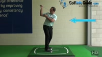 What Should My Right Elbow Do During My Golf Downswing? Video - by Peter Finch