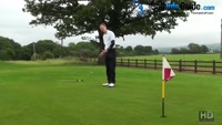How To Use Putter When  Against Collar Of The Fringe Video - Lesson by PGA Pro Pete Styles