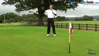 How Can I Improve My Putting On Two Tiered Golf Greens Video - Lesson by PGA Pro Pete Styles