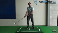 Golf Problems, How Can I Stop Freezing Over The Golf Ball Video - by Peter Finch