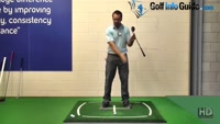 How Can I Use The Thomas Golf Alignment Guide To Check My Swing Positions In My Golf Take Away Video - by Peter Finch
