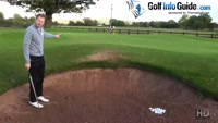 How Can I Vary The Distance Of My Golf Bunker Shots Video - by Pete Styles