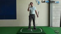 Stop Topping The Golf Ball, Along The Ground Video - by PGA Instructor Peter Finch