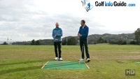 How Can You Stop Hooking The Golf Ball - Video Lesson by PGA Pros Pete Styles and Matt Fryer