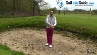 How Do I Spin The Golf Ball From A Bunker Video - by Peter Finch
