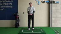 How Far Up Should We Grip The Golf Club Golf Tip Video - by Pete Styles