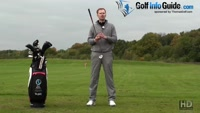 How Golf Impact Affects Golf Ball Spin Video - by Pete Styles