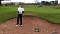 How Much Should I Open The Golf Club Face In A Bunker? Video - Lesson 3 by Pete Styles