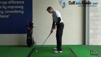 How Much Should Your Knees Bend in Setup, Swing? Golf Swing Tip Video - by Pete Styles