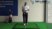 How Senior Golfers can Create the Correct Base for their Golf Stance Video - by Dean Butler