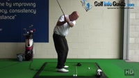 How Senior Golfers can Cure a Chicken Wing Golf Slice Video - by Dean Butler