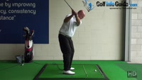 How Senior Golfers can Cure an Across-the-Line Backswing Video - by Dean Butler